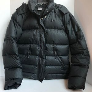 Nike 550 down filled puffer jacket size 0-2